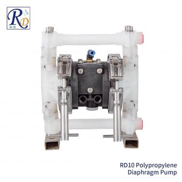 RD10 Polypropylene Diaphragm Pump