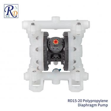 RD15-20 Polypropylene Diaphragm Pump