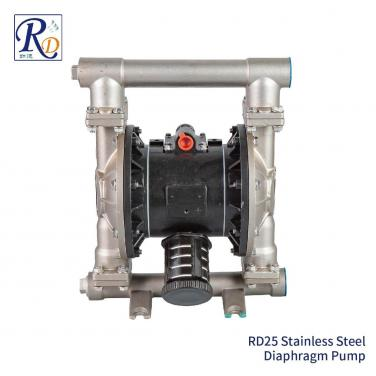 RD25 Stainless Steel Diaphragm Pump