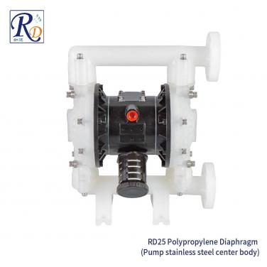 RD25 Polypropylene Diaphragm Pump