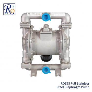 RDS25 Full Stainless Steel Diaphragm Pump