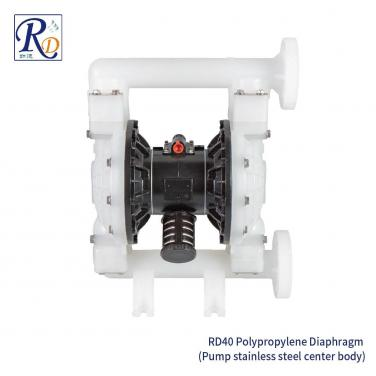 RD40 Polypropylene Diaphragm Pump