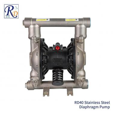 RD40 Stainless Steel Diaphragm Pump
