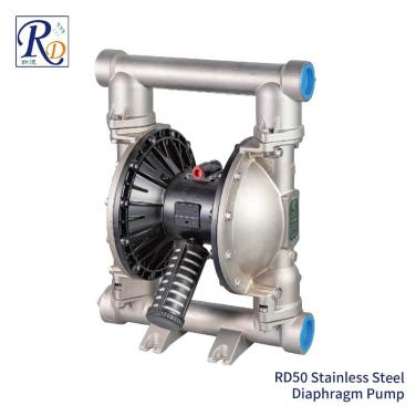 RD50 Stainless Steel Diaphragm Pump