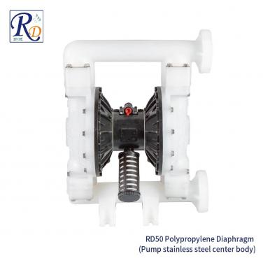 RD50 Polypropylene Diaphragm Pump