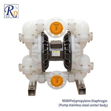 RD80 Polypropylene Diaphragm Pump