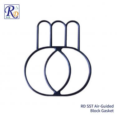 SST Air-guided Block Gasket