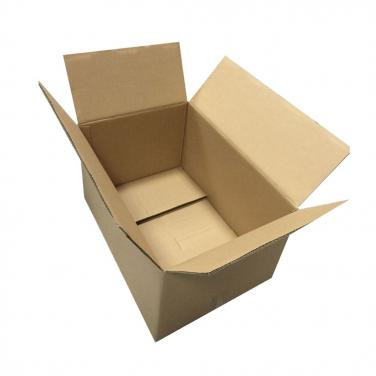 Double wall corrugated paper notebook box