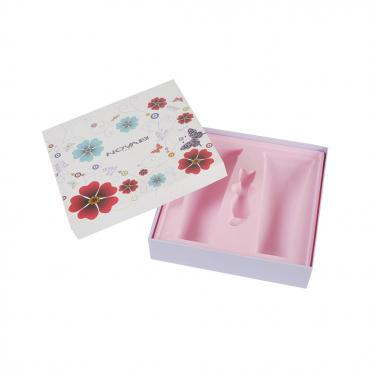 New Product Custom Colorful Printing Gift Cosmetic Packaging Box