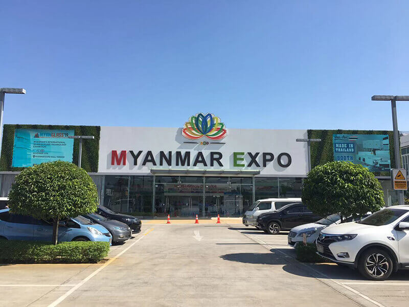 The international power&electrical engineering show in Myanmar ,2019