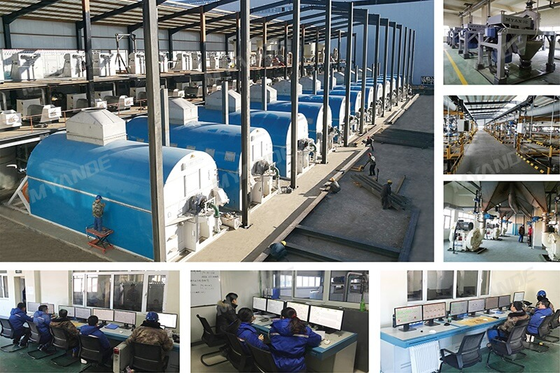 3,000TPD Corn Starch Turnkey Plant