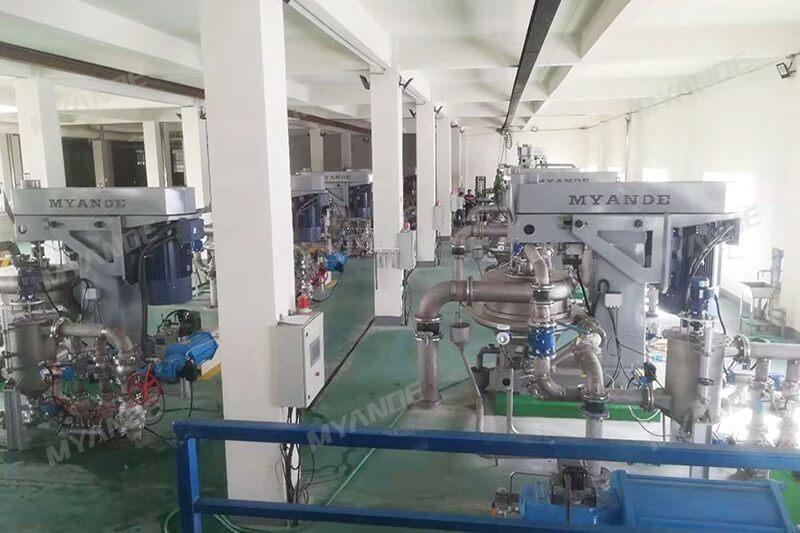3,000TPD Corn Starch Milk Production Line