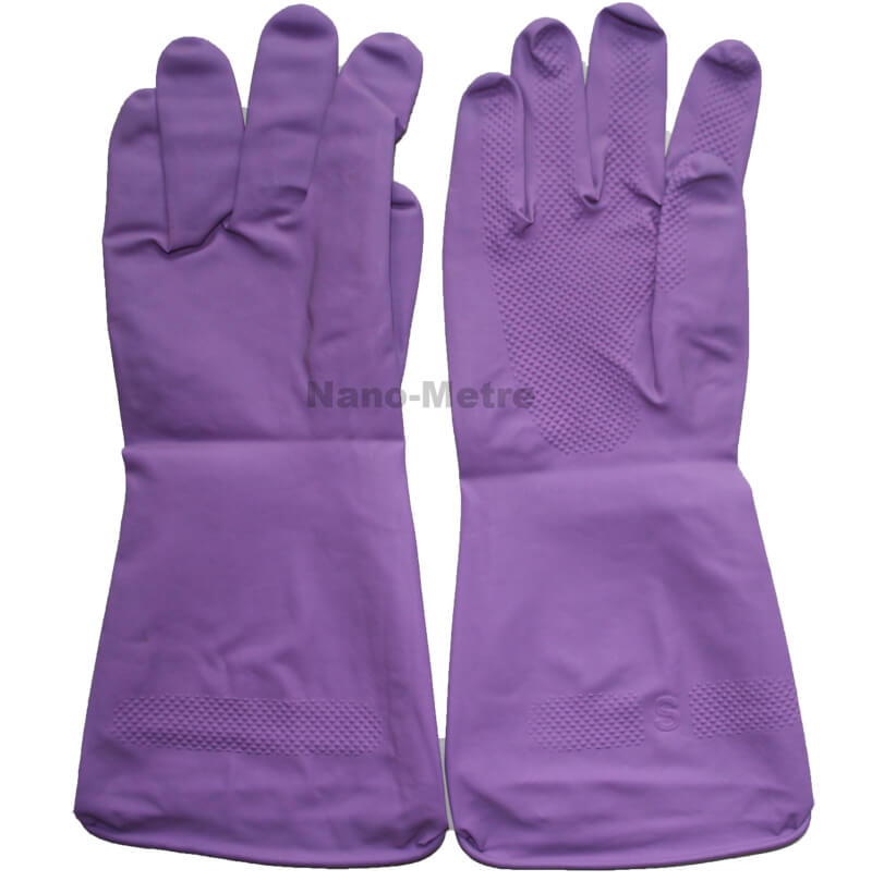 Latex Household Working Glove -US01202-S