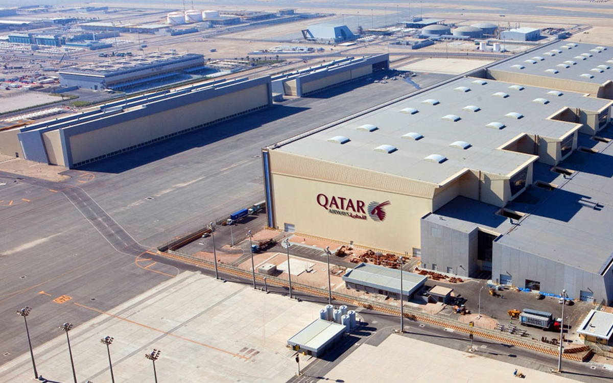 Doha, Qatar Railway And Airport Engineering