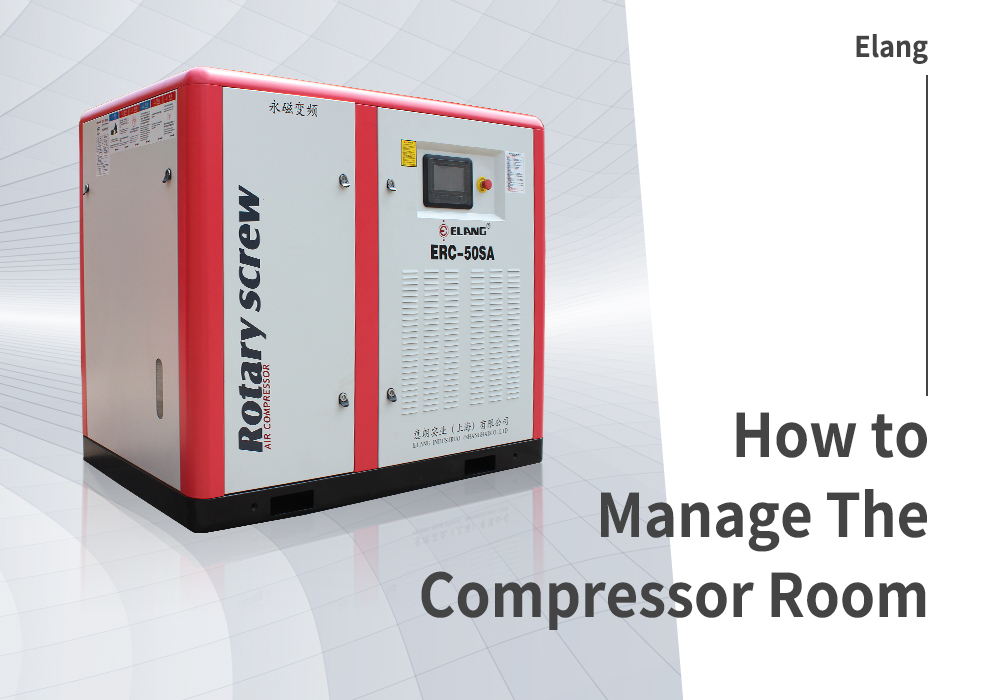 How to Manage the Compressor Room