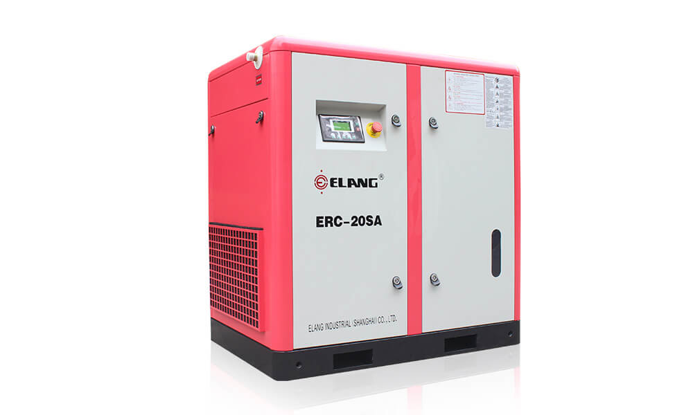 20HP 15Kw Belt Driven Screw Air Compressor