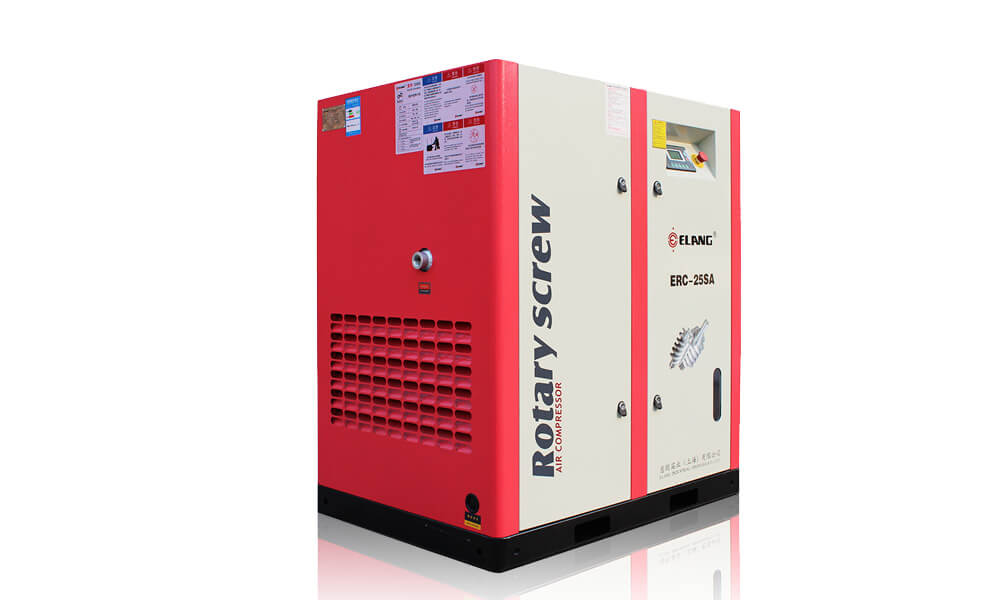 25HP 18.5Kw Belt Driven Screw Air Compressor