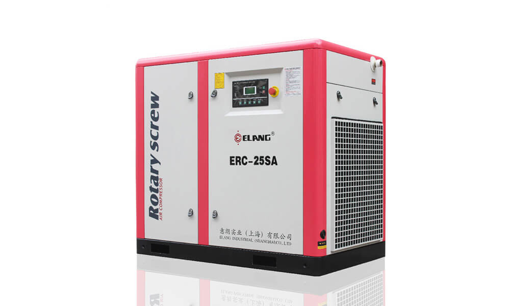 25HP 18.5Kw Direct Driven Screw Air Compressor