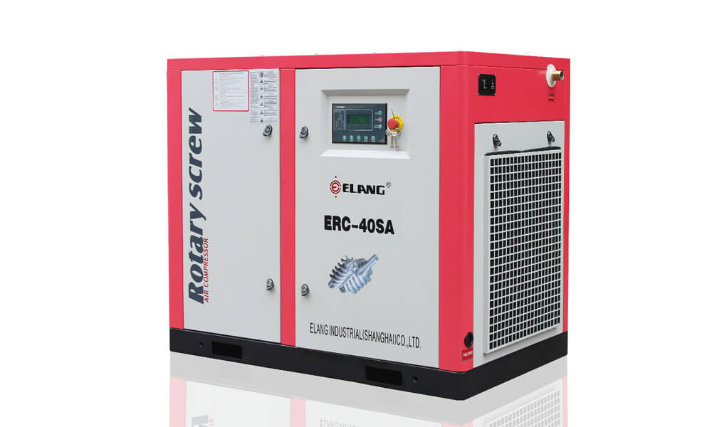 40HP 30Kw Direct Driven Screw Air Compressor