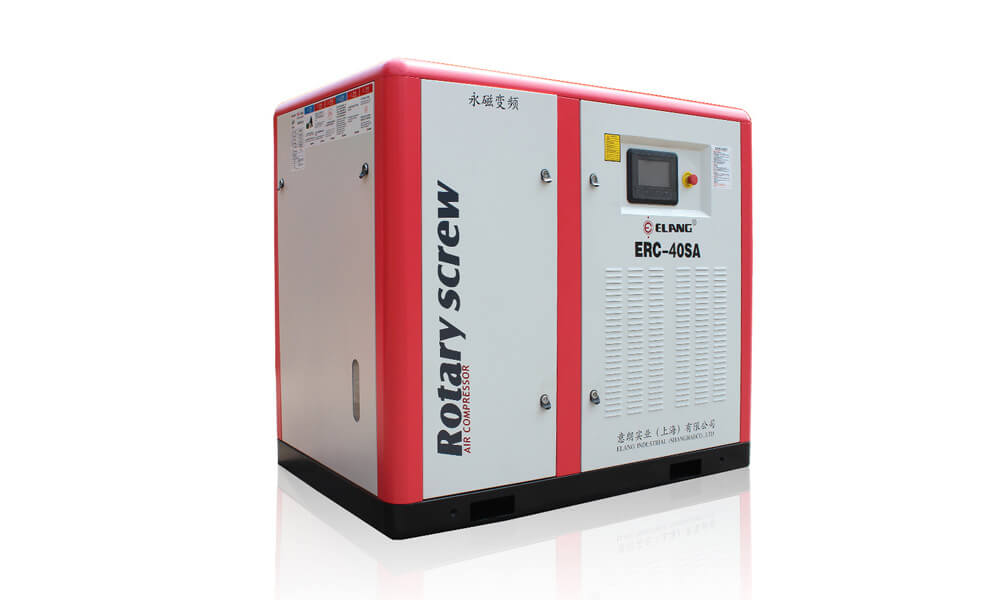 40HP 30Kw VSD Permanent Magnet Screw Air Compressor