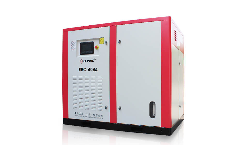 40HP 30Kw Energy Saving Two Stage Screw Air Compressor