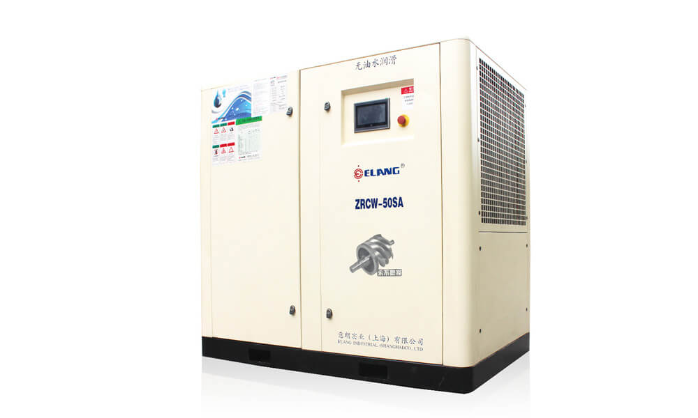 40HP 30Kw Oil Free Screw Air Compressor