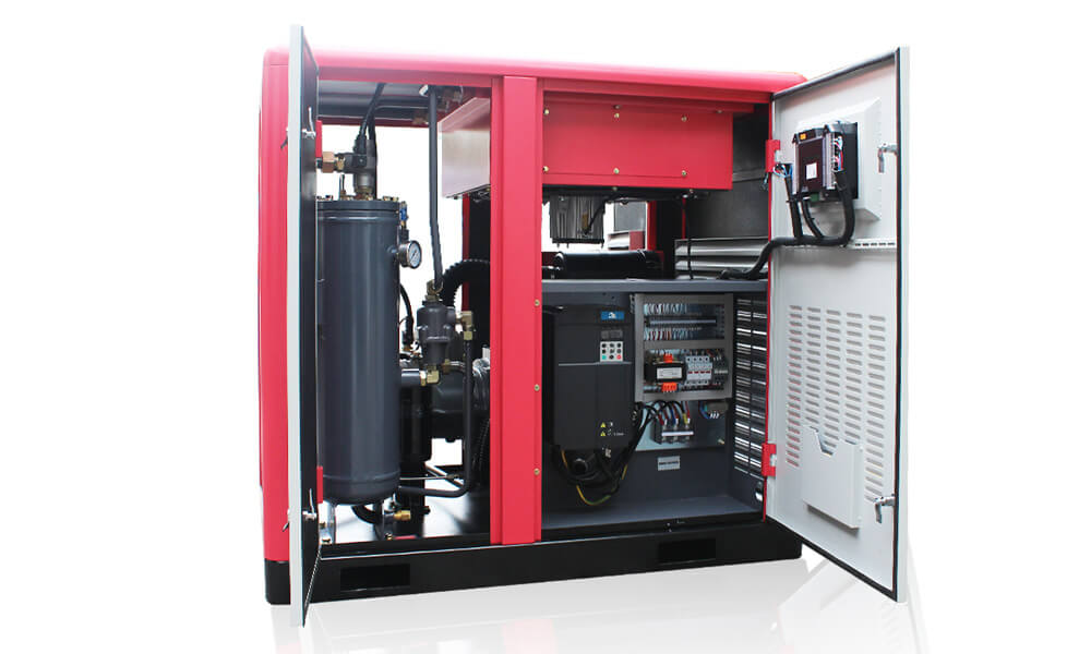 PM VSD Screw Air Compressor