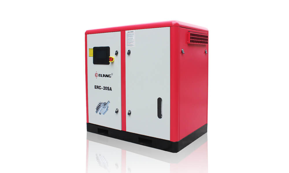 20HP 15Kw VSD Permanent Magnet Screw Air Compressor