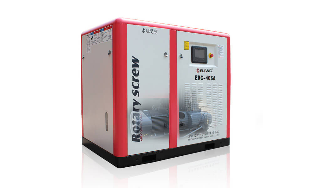 20 - 550 HP Energy Saving  Industrial Screw Air Compressor