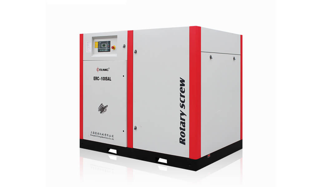 100HP 75Kw Direct Driven Screw Air Compressor