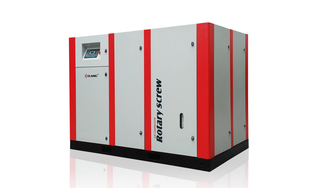 75HP 55Kw Low Pressure Screw Air Compressor