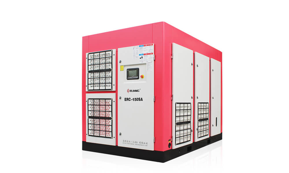 150HP 110Kw Low Pressure Screw Air Compressor