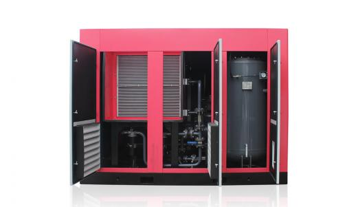 2 Bar - 5 Bar Low Pressure Screw Air Compressor