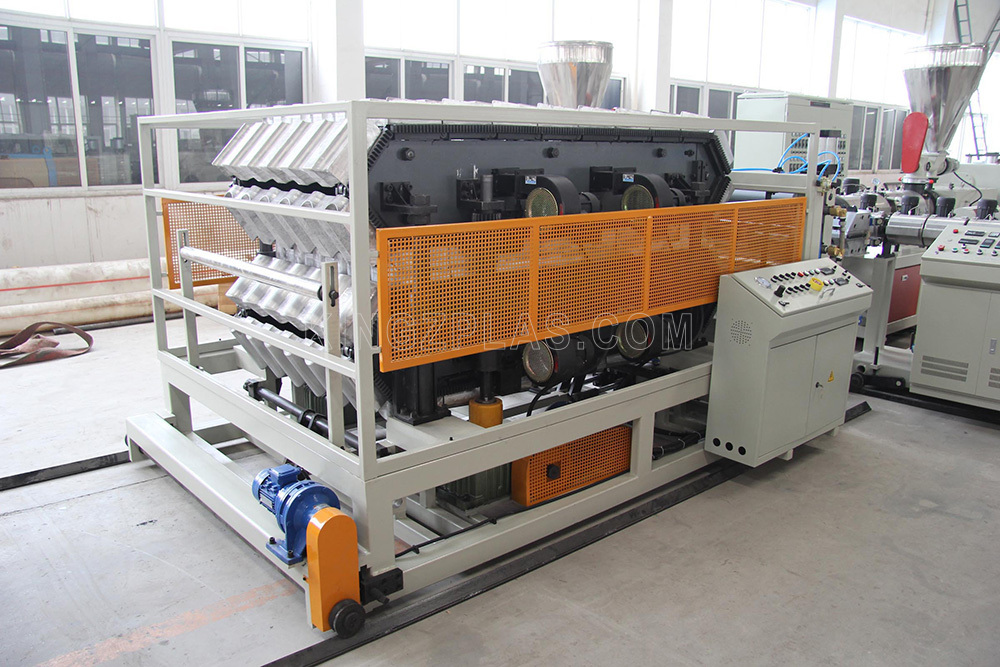 PVC/ASA Roof Tile Extrusion Line