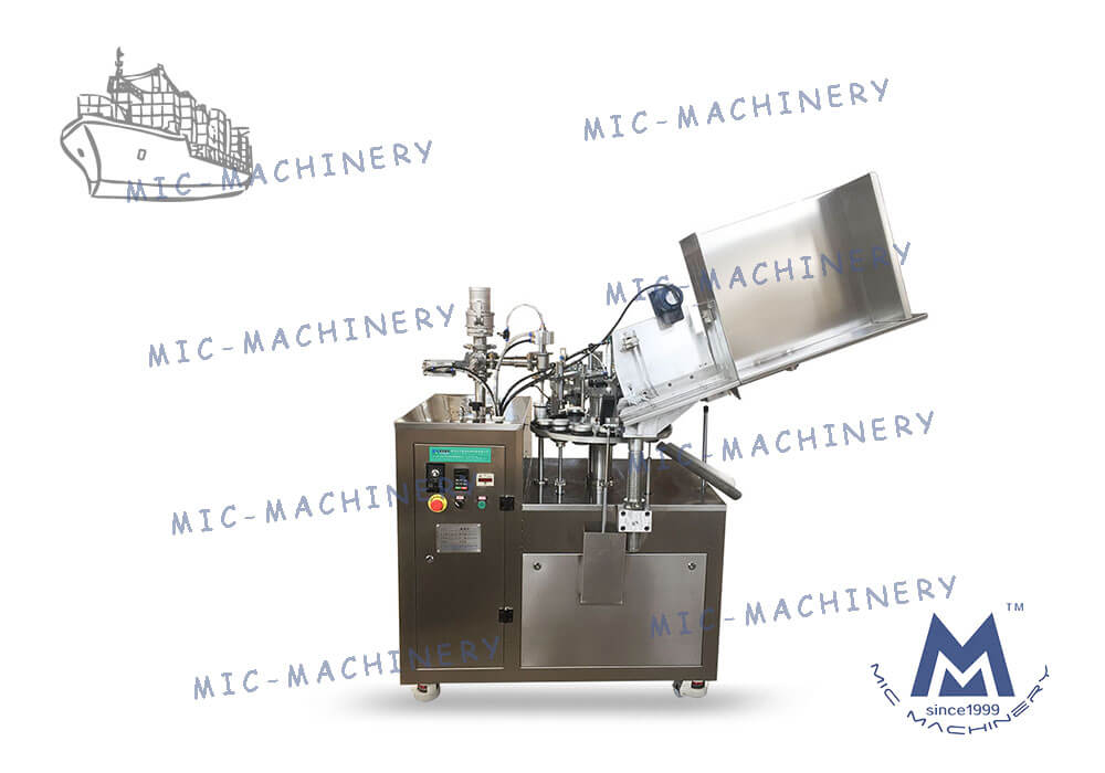 R45 filling machine to Colombia