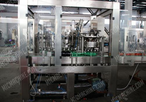 All Kinds Edible Oil Filling Machine