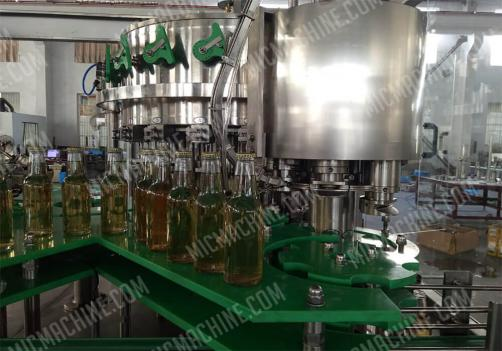 Fruite Wine Filling Machine ( Whisky, Alcohol drinks, Spirit )