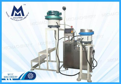 Full Automatic Small Tube Vaccine Plastic Tube Filling Machine