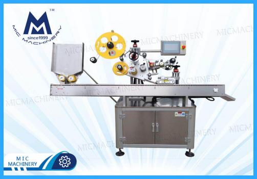 MIC-PT60 Automatic horizontal way labeling machine