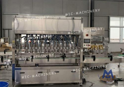 MIC-ZF20 Oil Filling Machine ( Oil Products )