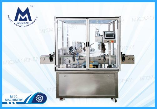 Small Bottle Medical Alcohol Filling Machine (5-100ML)