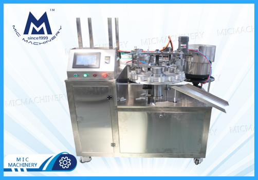 Glue Filling Capping Machine ( Super glue, Glue 502, Cyanoacrylate adhesive and other similar products )