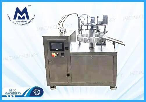 Bottle Filling Capping Machine ( Super glue, Cyanoacrylate adhesive and other similar product )