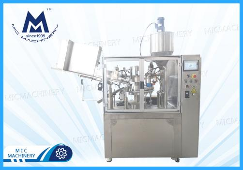 Lubricating Grease Hose Tube Filling Machine