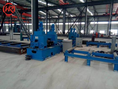 HRJZ-H Beam (Hydraulic) Straightening Machine