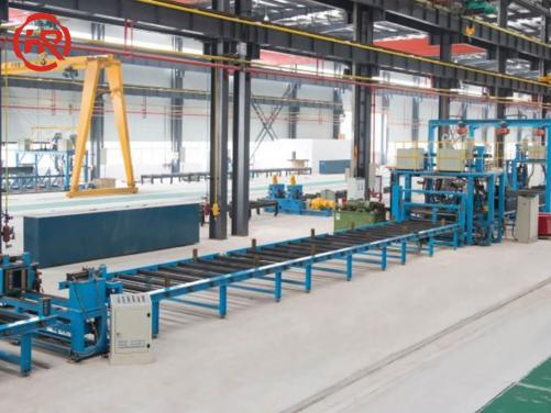 HRHW-H Beam Horizontal Welding Production Line