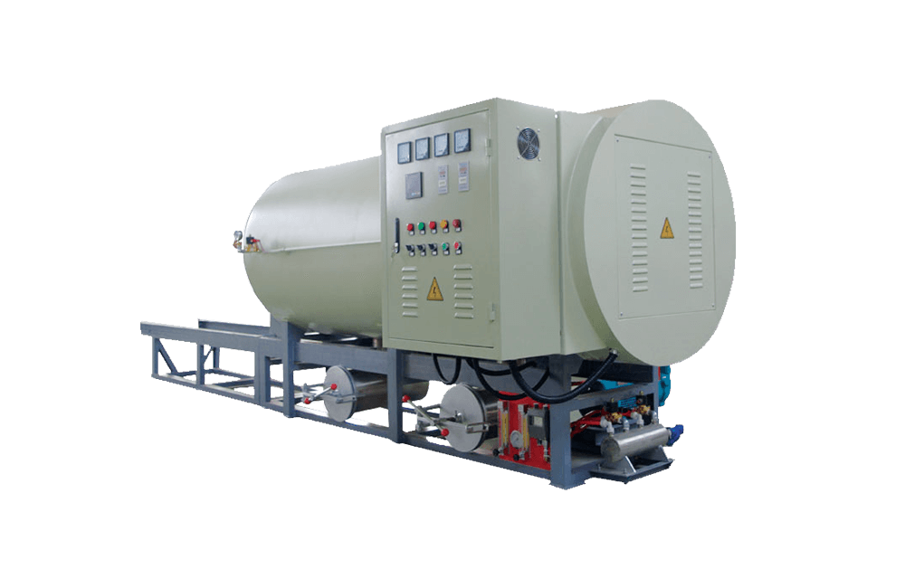 Non-Standard Vacuum Pyrolysis Cleaning Furnace