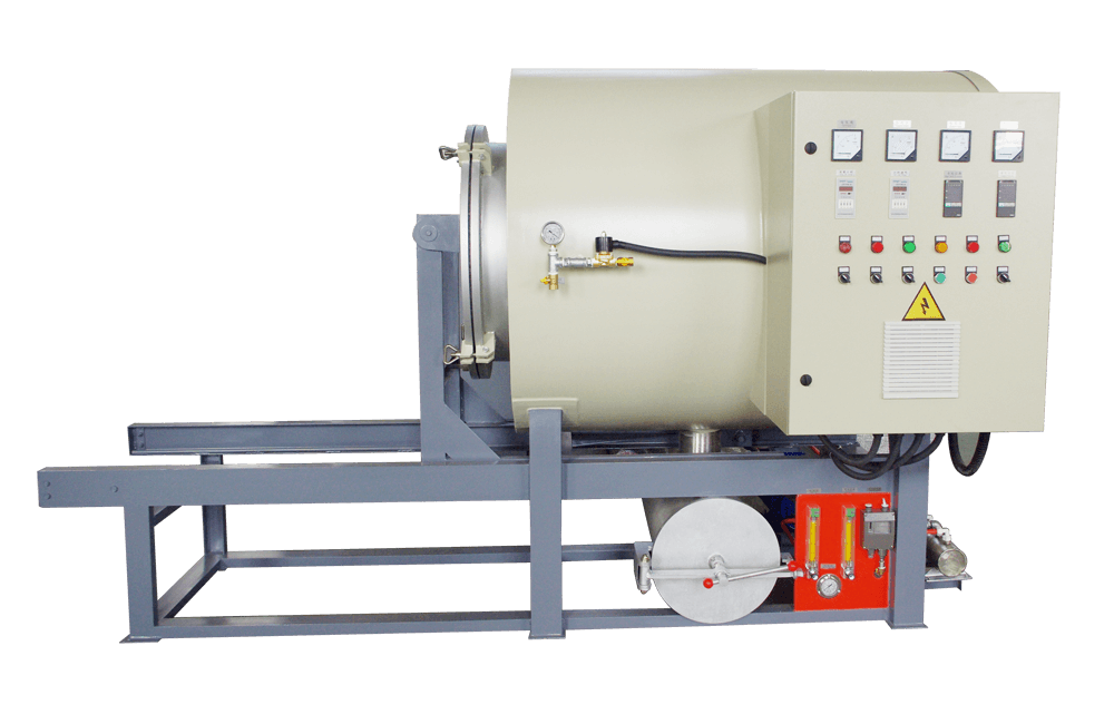 Vacuum Pyrolysis Cleaning Furnace for Filter Mesh