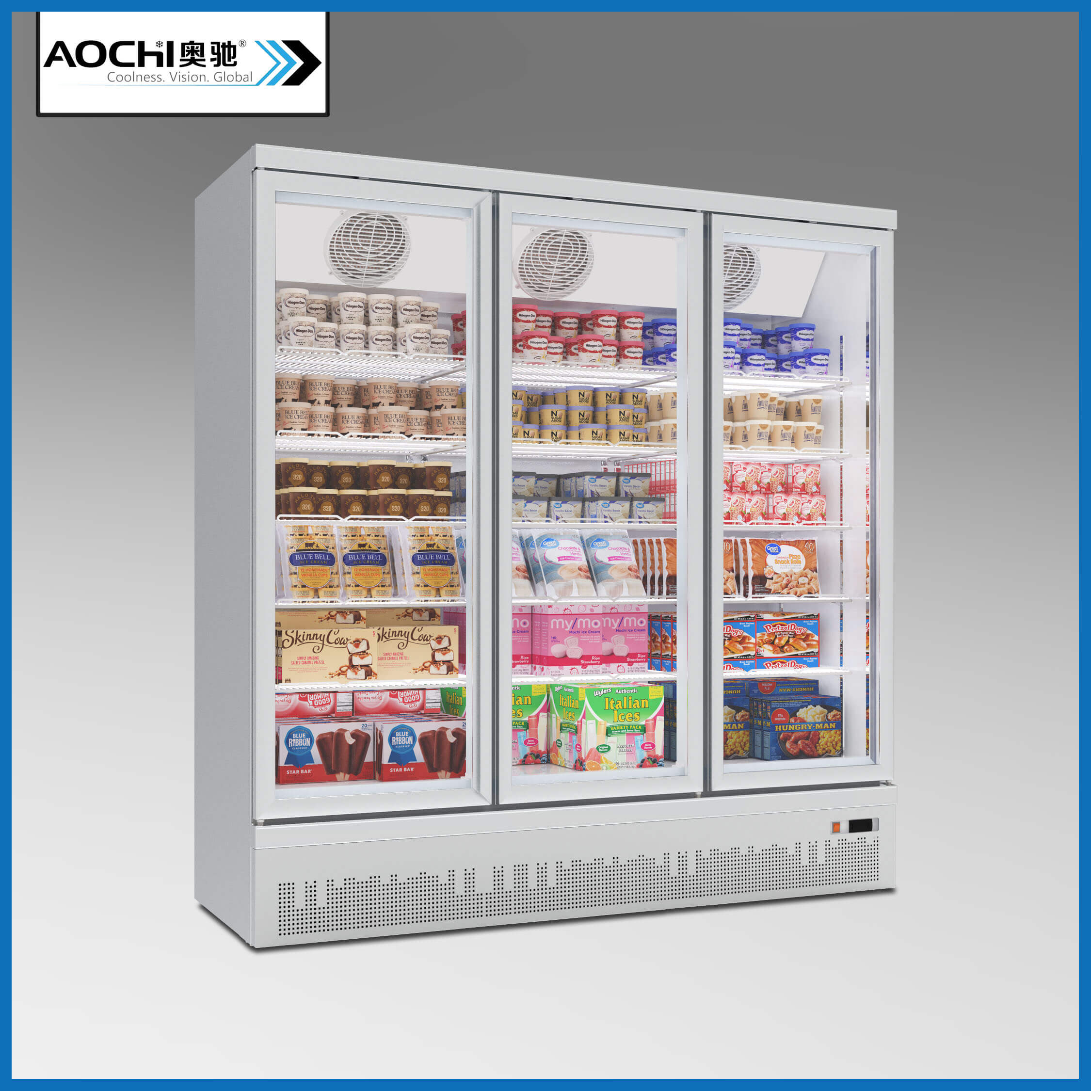 Showcase Freezer(AGF-BA)