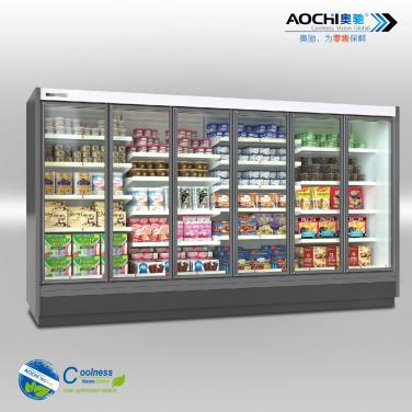 Closed multideck chiller(ACVMR-AF)